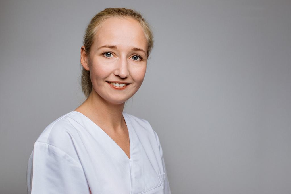 Hausarzt Attenkirchen - Coutelle - Team - Christina