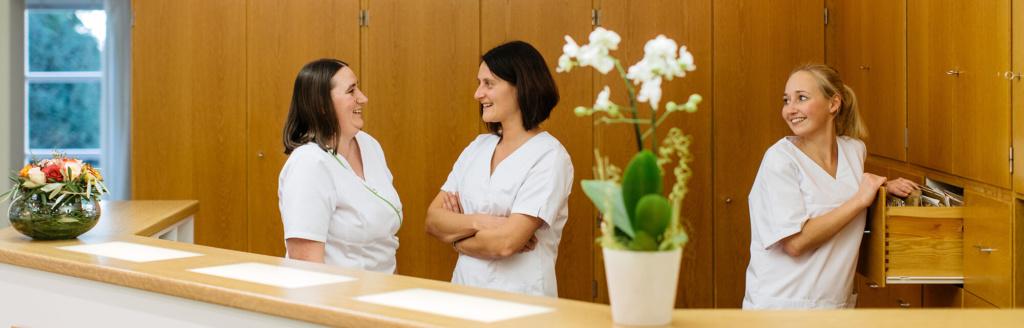 Hausarzt Attenkirchen - Coutelle - Team - Slider