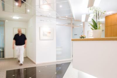 Hausarzt Attenkirchen - Coutelle - Praxis - Rezeption