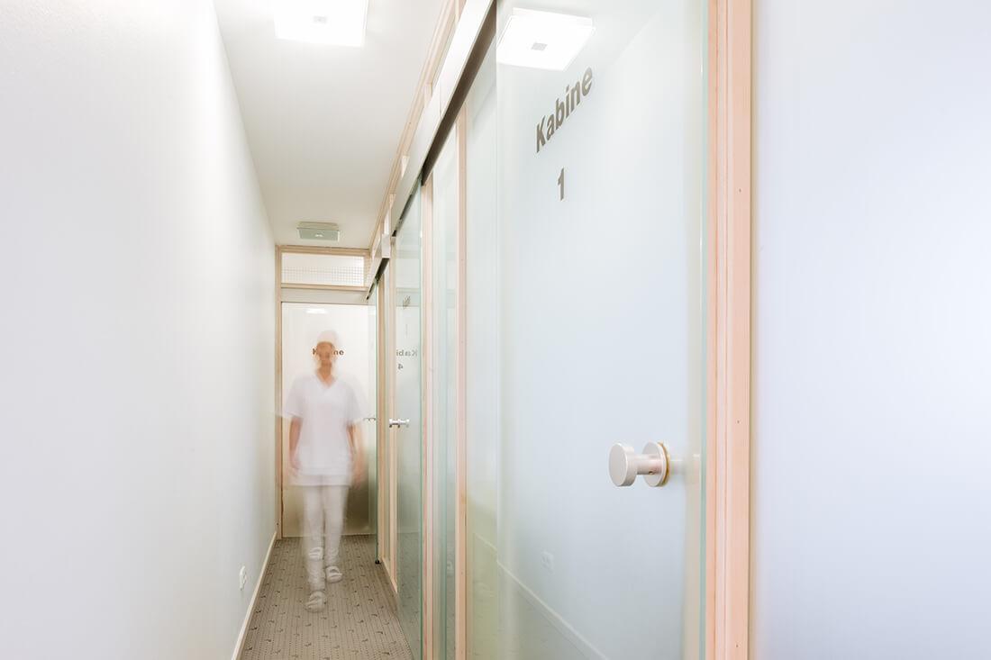 Hausarzt Attenkirchen - Coutelle - Praxis - Räume